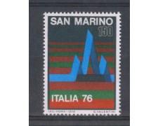 1976 - LOTTO/7971 - SAN MARINO - EXPO ITALIA 76