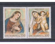 1976 - LOTTO/7972 - SAN MARINO - NATALE 2v. - NUOVI