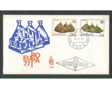 1977 - LOTTO/7974Z - SAN MARINO - EUROPA - FDC