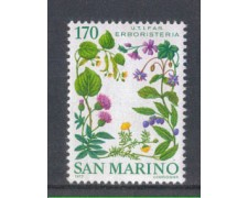 1977 - LOTTO/7981 - SAN MARINO - ERBORISTERIA