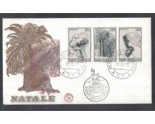 1977 - LOTTO/7982ZA - SAN MARINO - NATALE - FDC
