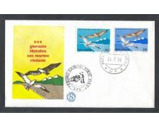 1978 - LOTTO/7986Z - SAN MARINO - GIORNATA FILATELICA - FDC