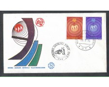 1978 - LOTTO/7987Z - SAN MARINO - INGRESSO U.I.T - FDC