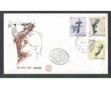 1978 - LOTTO/7988Z - SAN MARINO - VIRTU' CIVILI - FDC