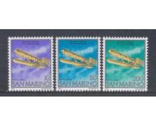1978 - LOTTO/7989 - SAN MARINO -  FRATELLI WRIGHT