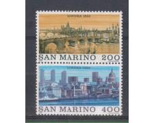 1980 - LOTTO/8006 - SAN MARINO - LONDON 80 - NUOVI