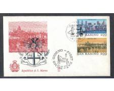 1980 - LOTTO/8006Z - SAN MARINO - LONDON 80 - FDC