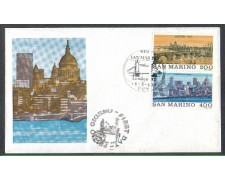 1980 - LOTTO/8006ZA - SAN MARINO - LONDON 80 - FDC