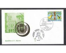 1982 - LOTTO/8022Z - SAN MARINO - CASSA DI RISPARMIO - FDC