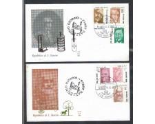1983 - LOTTO/8033Z - SAN MARINO - SCIENZIATI - FDC