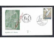 1983 - LOTTO/8034Z - SAN MARINO - LICEO DI STATO - FDC