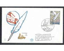1983 - LOTTO/8034ZA - SAN MARINO - LICEO DI STATO - FDC
