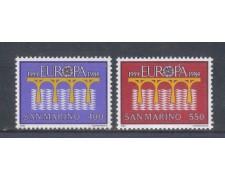 1984 - LOTTO/8043 - SAN MARINO - EUROPA