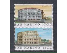 1985 - LOTTO/8060 - SAN MARINO - ITALIA 85 - NUOVI