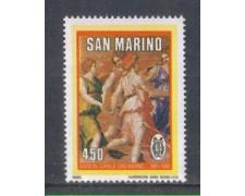 1986 - LOTTO/8070 - SAN MARINO - SOCIETA' CORALE