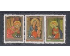 1987 - LOTTO/8082 - SAN MARINO - NATALE TRITTICO - NUOVO