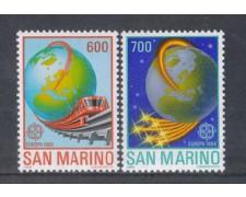 1988 - LOTTO/8083 - SAN MARINO -  EUROPA 2v . - NUOVI
