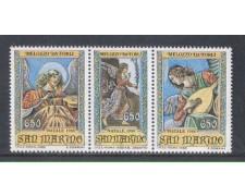 1988 - LOTTO/8091 - SAN MARINO - NATALE 3v. - NUOVI