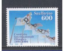 1994 - LOTTO/8140 - SAN MARINO - COMITATO OLIMPICO