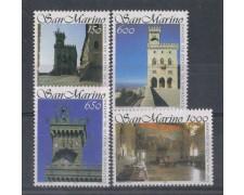 1994 - LOTTO/8145 - SAN MARINO - PALAZZO DEL GOVERNO