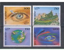 1995 - LOTTO/8155 - SAN MARINO - TURISMO
