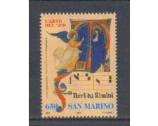 1995 - LOTTO/8161 - SAN MARINO - NERI DA RIMINI