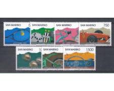 1997 - LOTTO/8178 - SAN MARINO - AVVENIMENTI SPORTIVI 7v. - NUOVI