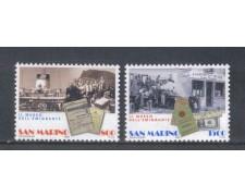 1998 - LOTTO/8192 - SAN MARINO - EMIGRAZIONE