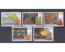 1999 - LOTTO/8209 - SAN MARINO - VERSO IL GIUBILEO 2000