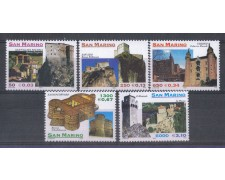 1999 - LOTTO/8212 - SAN MARINO - MONTEFELTRO