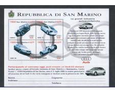1999 - LOTTO/8213 - SAN MARINO - INDUSTRIE DI AUTOMOBILI - BF