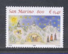 1999 - LOTTO/8214 - SAN MARINO - NATALE