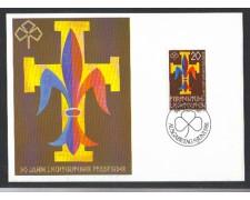 1981 - LBF/3668 - LIECHTENSTEIN - 50° RADUNO SCOUT - MAX