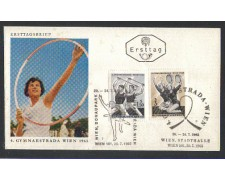 1965 - LBF/3680 - AUSTRIA - FESTA GINNICA