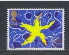 1992 - LOTTO/4601 - GRAN BRETAGNA - MERCATO UNICO EUROPEO