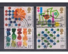 1977 - LOTTO/4645 - GRAN BRETAGNA - CHIMICA - USATI