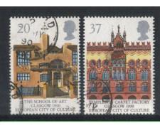 1990 - LOTTO/4621 - GRAN BRETAGNA - EUROPA - USATI
