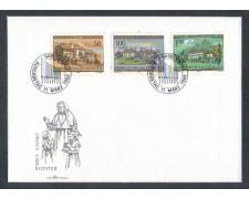 1985 - LOTTO/4575Z - LIECHTENSTEIN - ORDINI RELIGIOSI - FDC