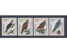 1973 - LOTTO/5279 - GERMANIA FEDERALE - UCCELLI RAPACI
