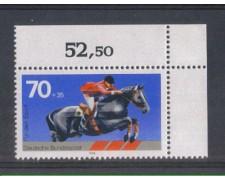 1978 - LOTTO/5275 - GERMANIA FEDERALE - AIUTO ALLO SPORT IPPICA