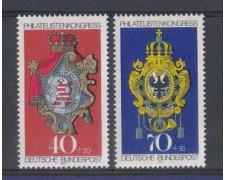 1973 - LOTTO/5333 - GERMANIA FEDERALE - IBRA 2v.