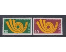1973 - LOTTO/5334 - GERMANIA FEDERALE - EUROPA