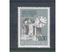 1975 - JUGOSLAVIA - SETTIMANA SOLIDARIETA'