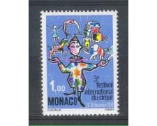 1976 - LOTTO/5059 - MONACO - FESTIVAL DEL CIRCO