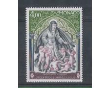 1976 - LOTTO/5054 - MONACO - CROCE ROSSA