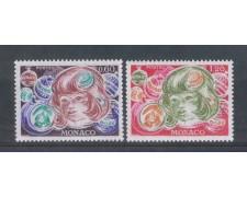 1976 - LOTTO/5050 - MONACO - NATALE