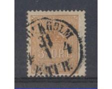 1862 - LOTTO/SVE12U1 - SVEZIA - 3 o. BISTRO - USATO