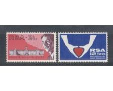 1969 - LBF/2795 - SUD AFRICA - TRAPIANTO CARDIACO