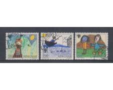 1979 - LOTTO/822U - FAEROER - ANNO DEL FANCIULLO - USATI