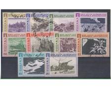1968 - LOTTO/4858U - POLONIA - ARMATA POPOLARE - USATI